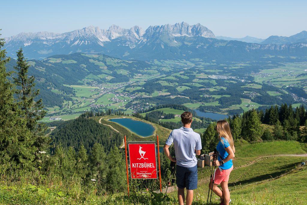 Sommerfrische in Kitzbühel – genussvoll bis sportlich
