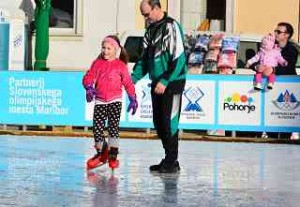 Eislaufplatz Maribor