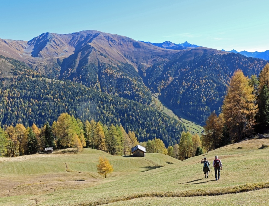 Natur pur im Tiroler Oberland. Foto: Kurt Kirschner