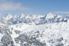 Unbegrenzten Schnee-Vergnügen im Montafon. Foto: Montafon Tourismus/Alexander Kaiser