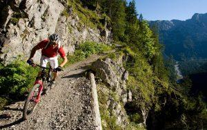 Die Räder rollen auf vier neuen Strecken am Achensee