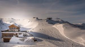 Die Wedelhütte ist höchstgelegene 5-Sterne-Hütte der Alpen. Foto: schultz.at