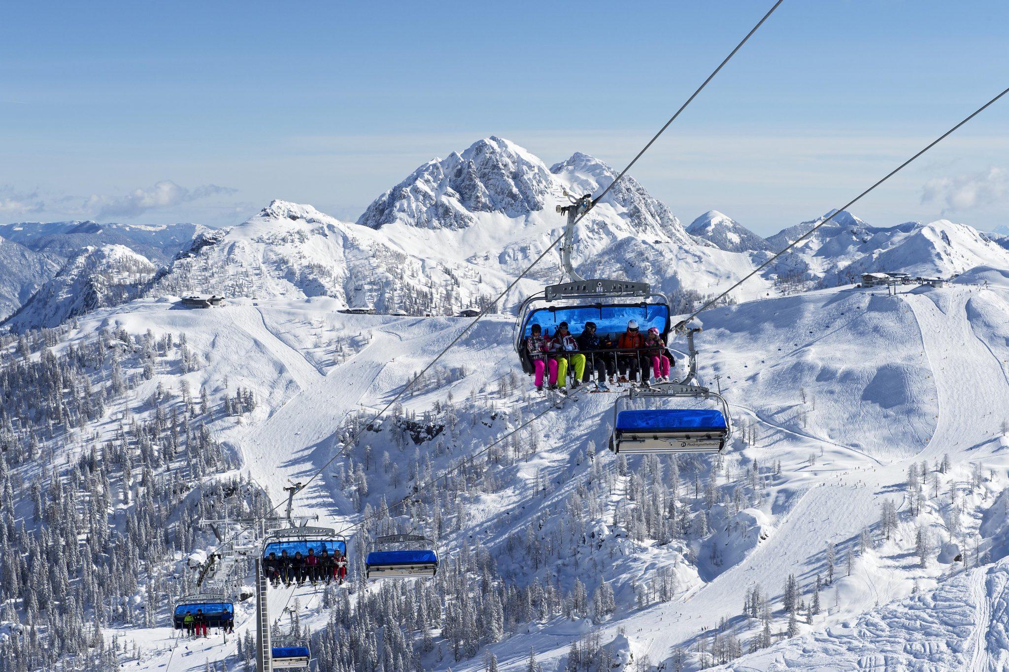 Nassfeld – die größte Sonnenterrasse der Alpen