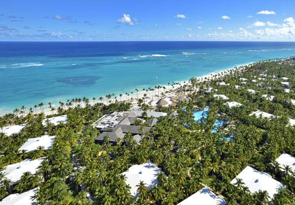 Das Paradisus Punta Cana mit einem der schönsten Strände der Welt