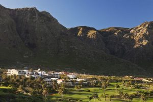 Luxus-Hotel mit Kult-Golfplatz