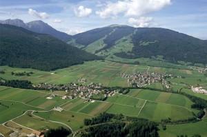 Dolomiten-Biken zwischen Fanes und Furkelpass