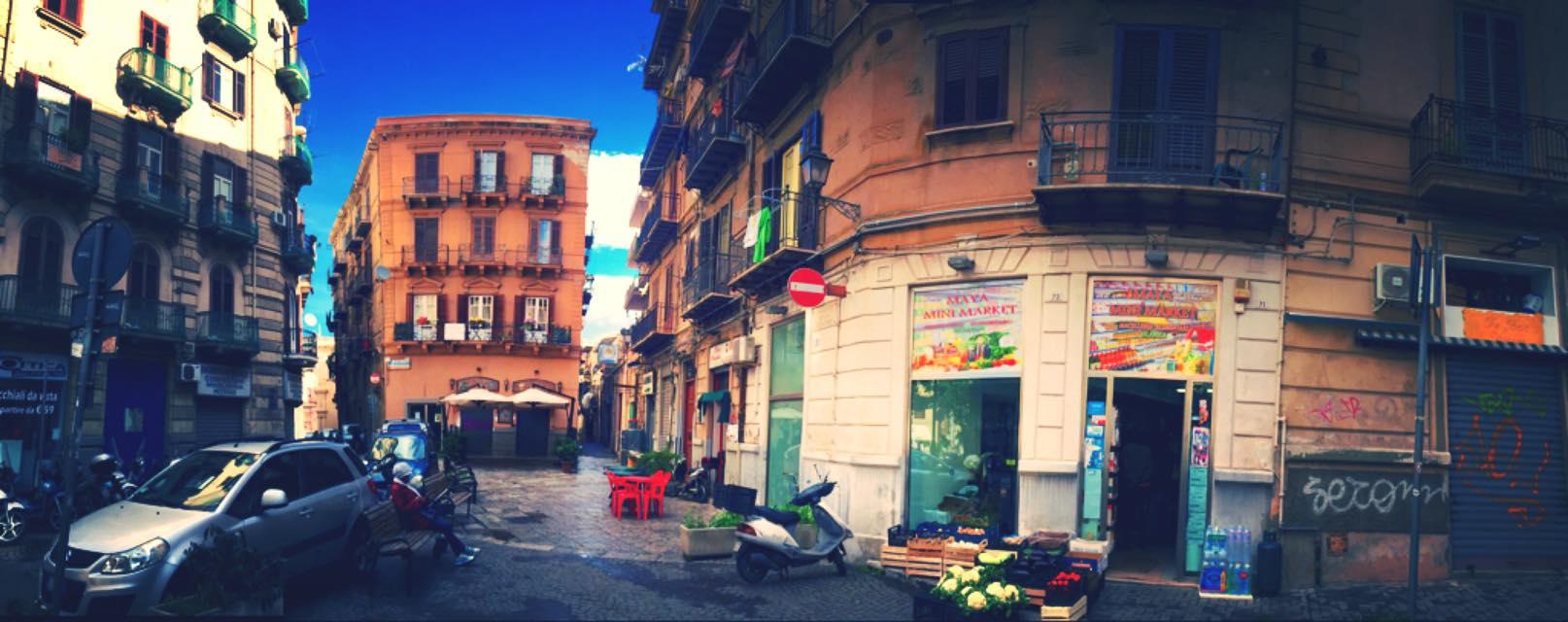 Was Palermo aus dir macht. Palermo; Sizilien; Italien