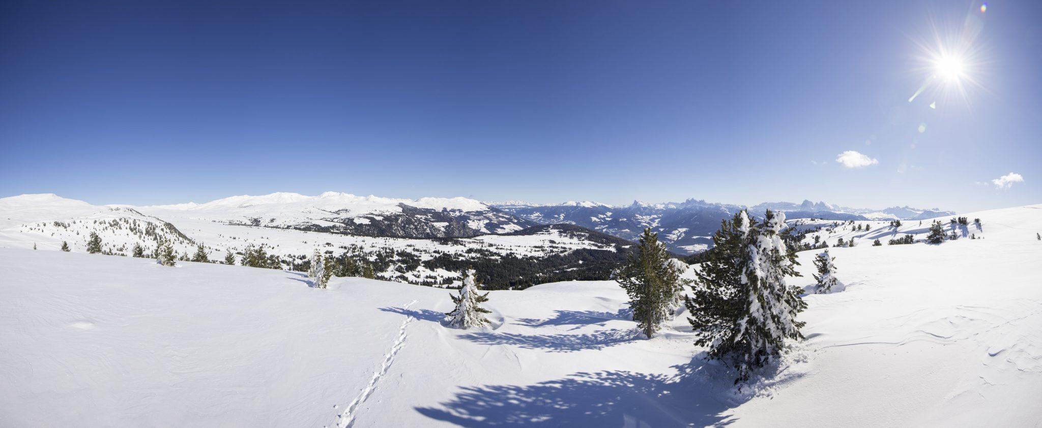 Südtiroler Almerlebnis auf der Villanderer Alm