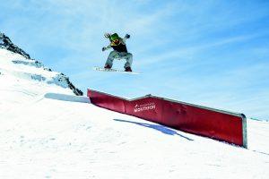 Boxen, Rails & Kicker für Actionfans und Freestyler