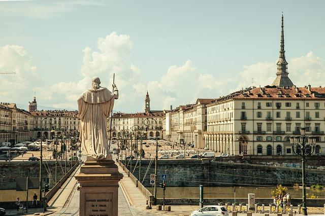 Turin eine Stadt mit 1000 Gesichtern