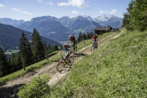 Ende Juli findet der M³ Montafon Mountainbike Marathon statt. Foto: Montafon Tourismus/Daniel Zangerl