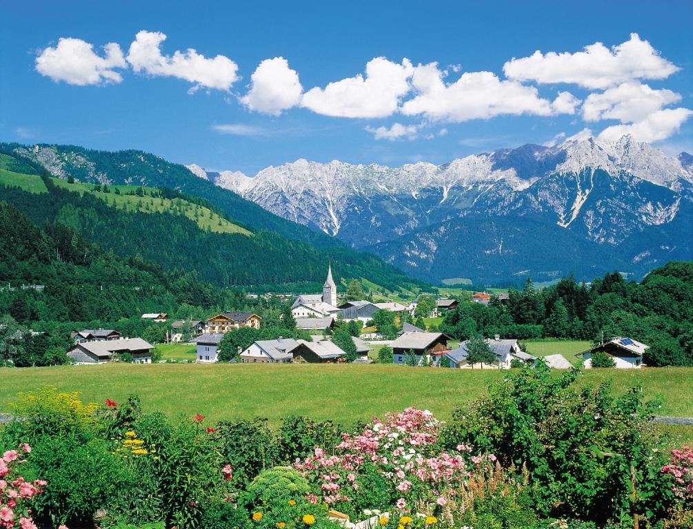 Leogang Saalfelden - auch im Sommer eine herrliche Urlaubsregion