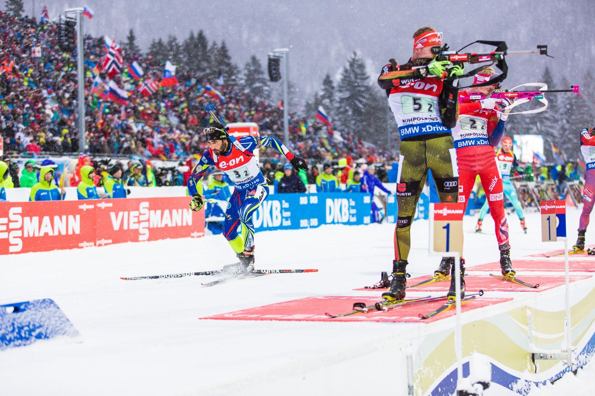 Biatlon 2017-2018
