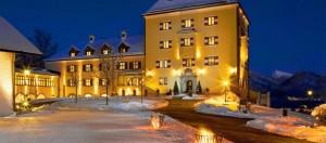 Adventmarkt beim Hotel Fuschl. Foto: Schloss Fuschl