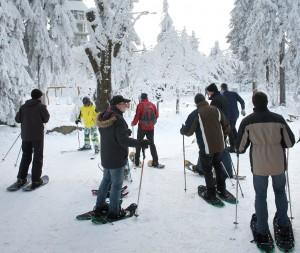 Bretterspaß, Schneeschuhwandern & Winterlabyrinthe