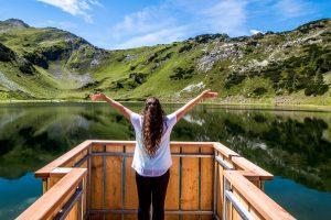 Start frei für den perfekten Tag am Berg