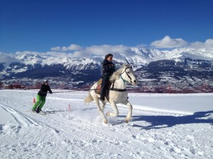 Winter-Abenteuer im Wallis