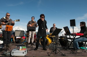 """Infernal Trios"" beim Snow Jazz Gastein 2016"