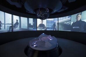 Spektakuläre Bond-Erlebniswelt auf 3.050 Metern