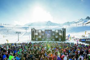 Electric Mountain Festival 2018: Mit den Skiern zur Party