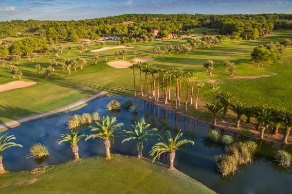 Anlage des T Golf & Country Club Poniente