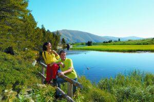 Die schönsten Alpenrouten für Bergradler und Wanderfans