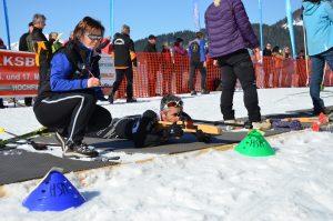 Biathlon und Langlauf für Jedermann in Tirol