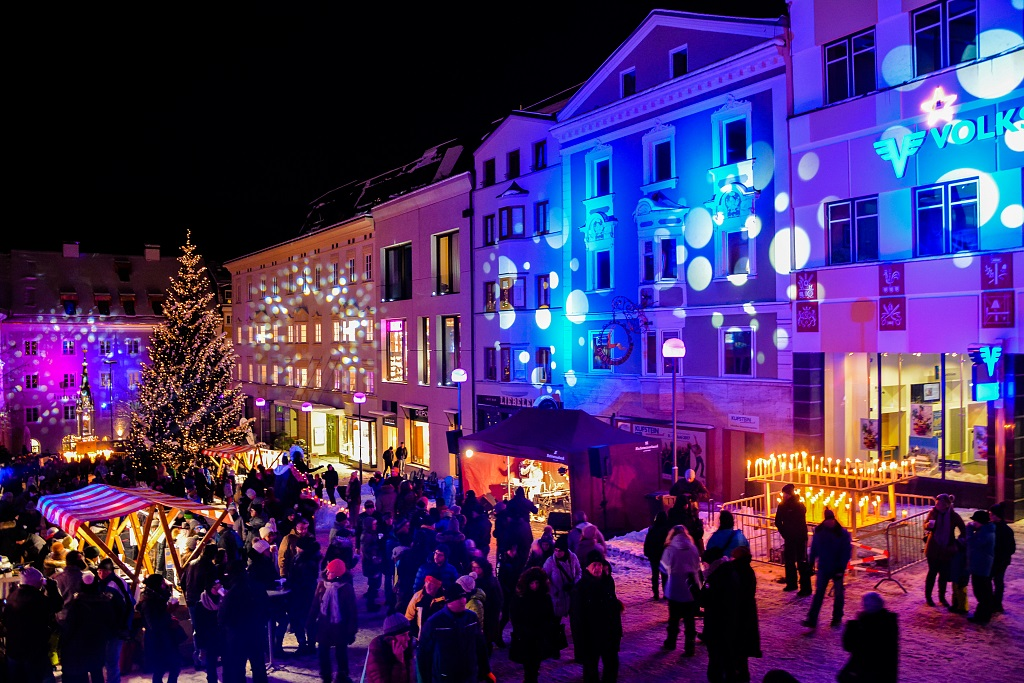 Adventszeit mit Herz im Kufsteinerland Tirol Österreich