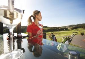 Golf, Wein und Therme in der Steiermark