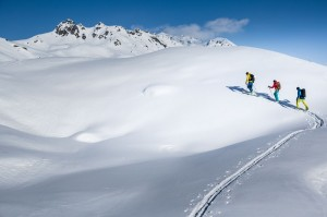 Montafon: Schnee mit allen Sinnen erleben