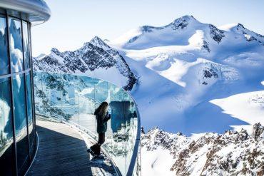 Pitztal feiert 35 Jahre Gletscherskigebiet