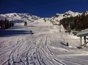 Perfekte Pisten im Ski- optimal Hochzillertal-Kaltenbach. Foto: Schultz.at
